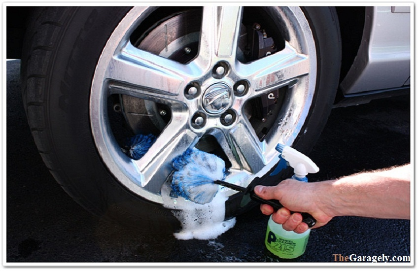 Best Chrome Rim Cleaner