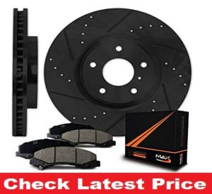 Max Brakes OE Series Rotors