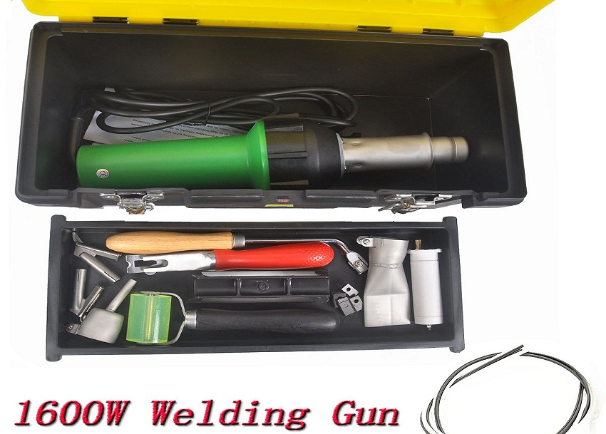 Go2Home-1600W-Hot-Air-Gun-Plastic-Welder-Heat-Welding-Gun-Kit