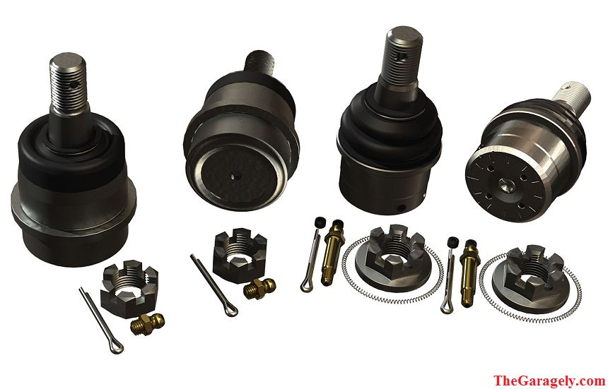 Best Ball Joints for Jeep JK review