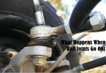 What Happens When Ball Joints Go Out