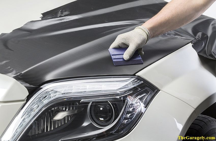 How to install car vinyl wrap