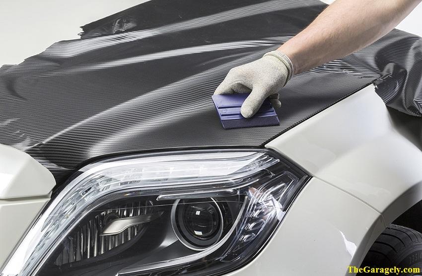 How to install car vinyl wrap